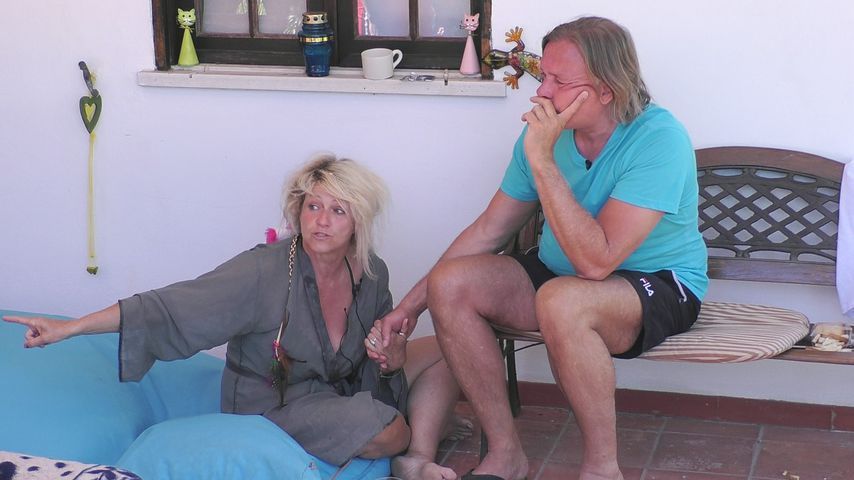 Sabrina Lange mit Partner Thomas