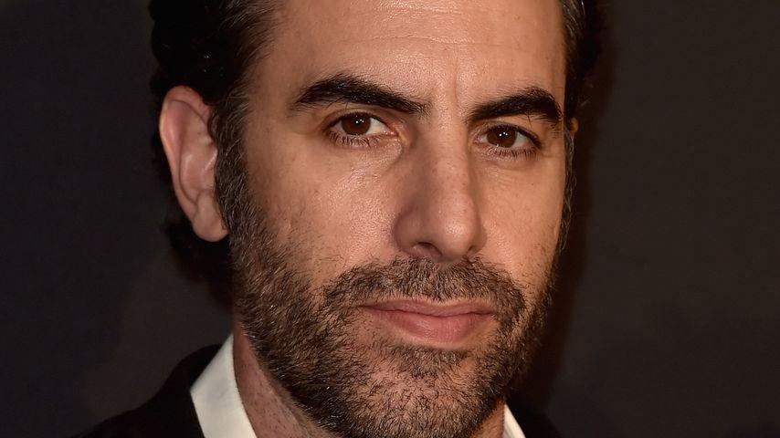 Sacha Baron Cohen, 2016 in Los Angeles