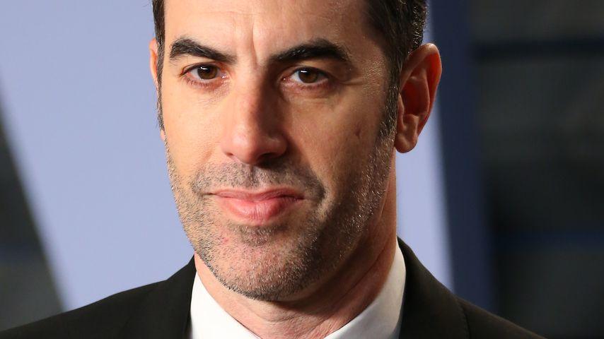 Sacha Baron Cohen auf der Vanity Fair Oscar Party 2018