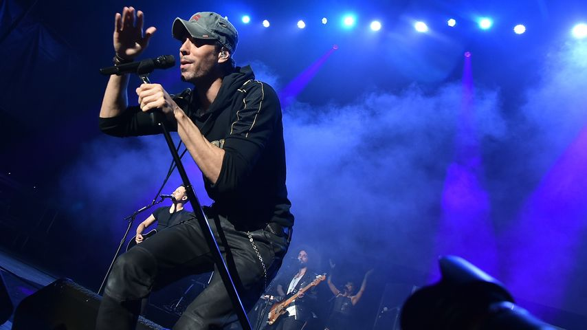 Billboard Latin Music Awards: Enrique Iglesias sahnt ab!
