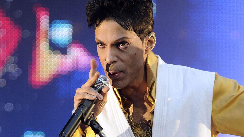 Prince' (†57) Album vom Markt! Produzent hat keine Rechte