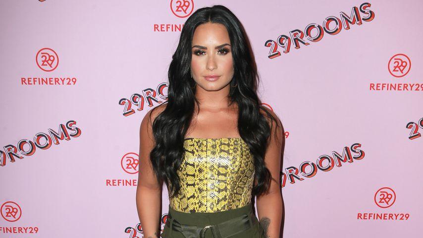 Sängerin Demi Lovato