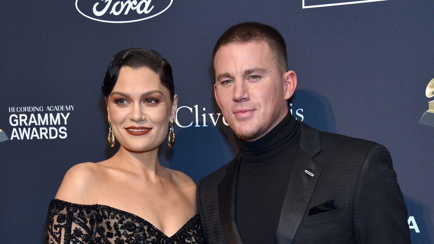 Sängerin Jessie J und Schauspieler Channing Tatum