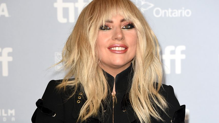 Sängerin Lady Gaga beim 2017 Toronto International Film Festival im September
