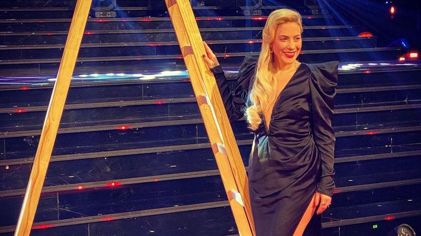 Sängerin LaFee bei den Schlagerchampions 2021