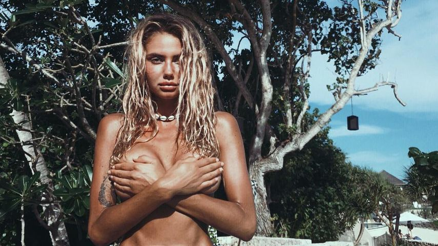Sahara Ray, Model und Designerin