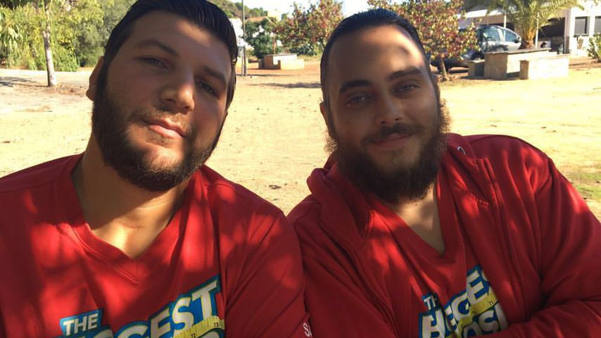 """The Biggest Loser""-Sieger Saki: Bro-Romance mit Christos!"