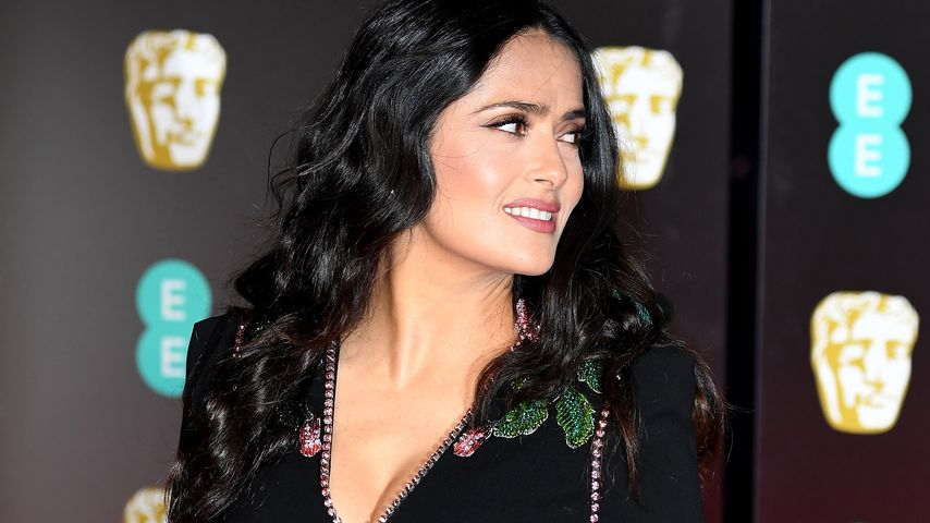 Salma Hayek bei den British Academy Film Awards (BAFTA) in London