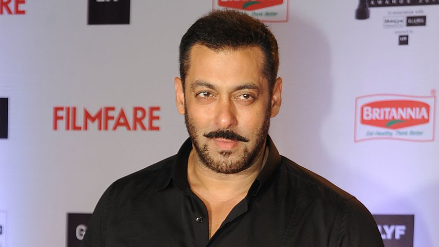 Salman Khan, indischer Bollywood-Star