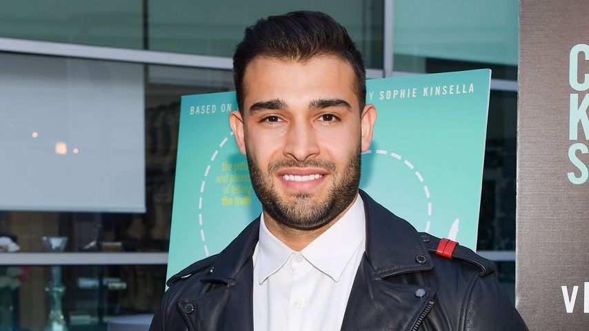 Sam Asghari, Fitnesscoach