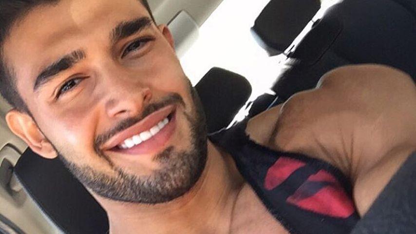 Sam Asghari, Fitnessmodel
