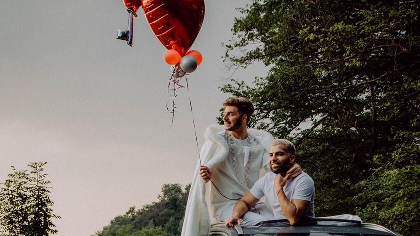 Sam Dylan und Rafi Rachek