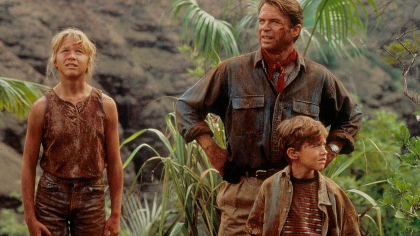 """""""Jurassic Park"""": Was machen die 90er-Stars heute?"""