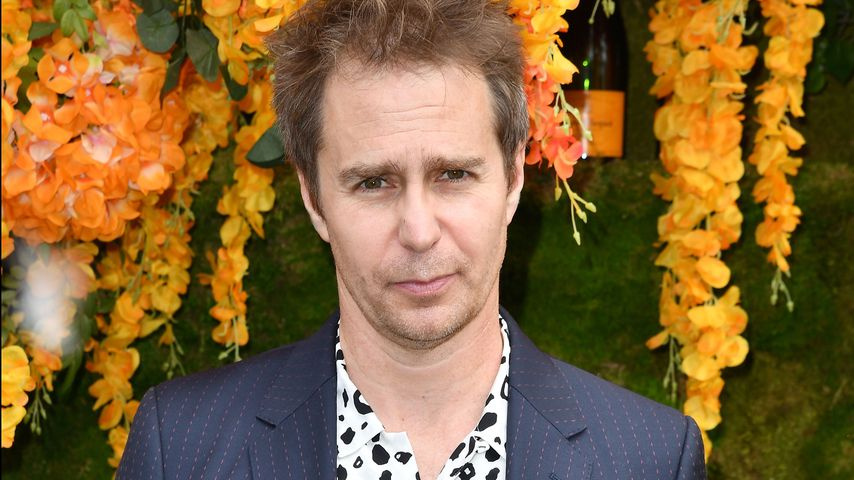 Sam Rockwell in Jersey City, New Jersey