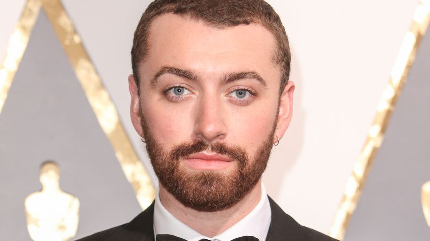 Sam Smith bei der 88. Verleihung der Academy Awards