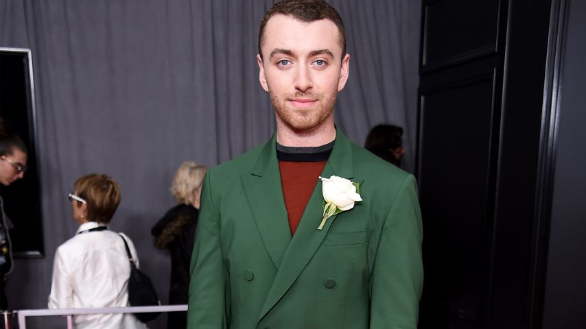 Sam Smith bei den Grammy Awards 2018