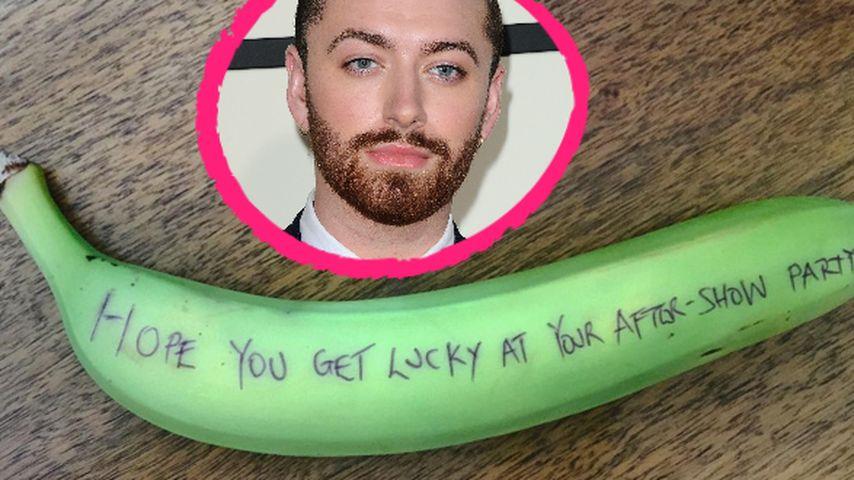 Böse Banane für Sam Smith: Vater verdirbt ihm die Oscars!