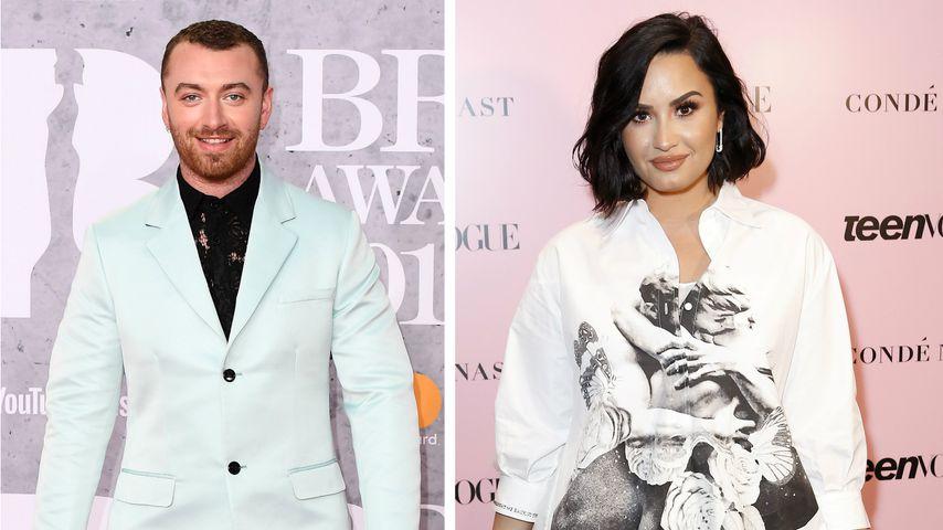 """""""I'm Ready"""": Sam Smith und Demi Lovato mit gemeinsamen Song"""