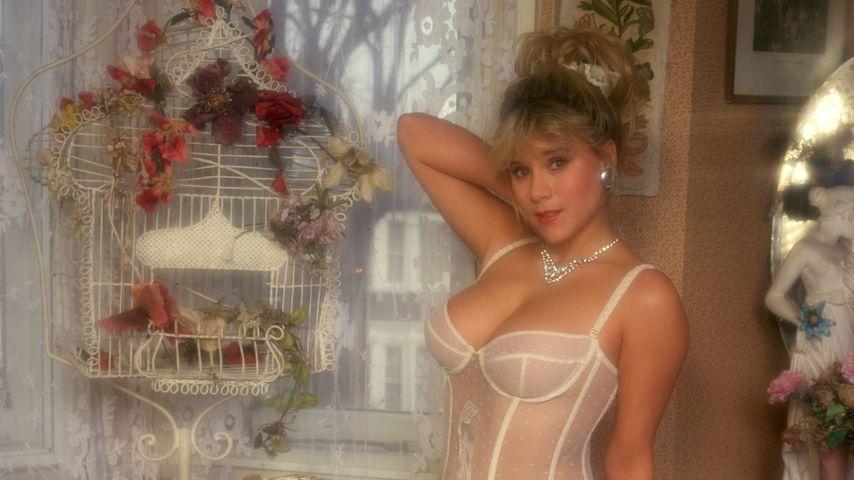 Samantha Fox in den 80er-Jahren