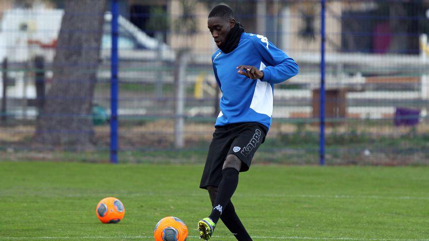 Sambou Yatabaré beim Training 2014