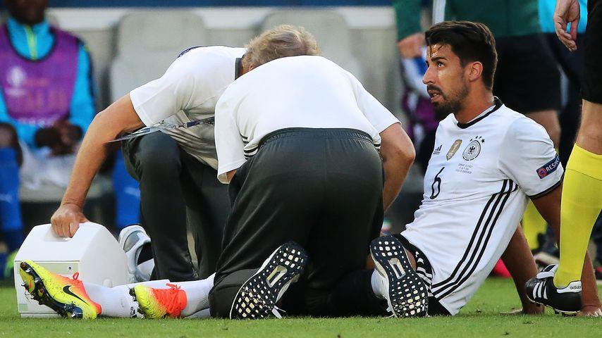1. Worte nach Verletzung: Sami Khedira kämpft für Genesung