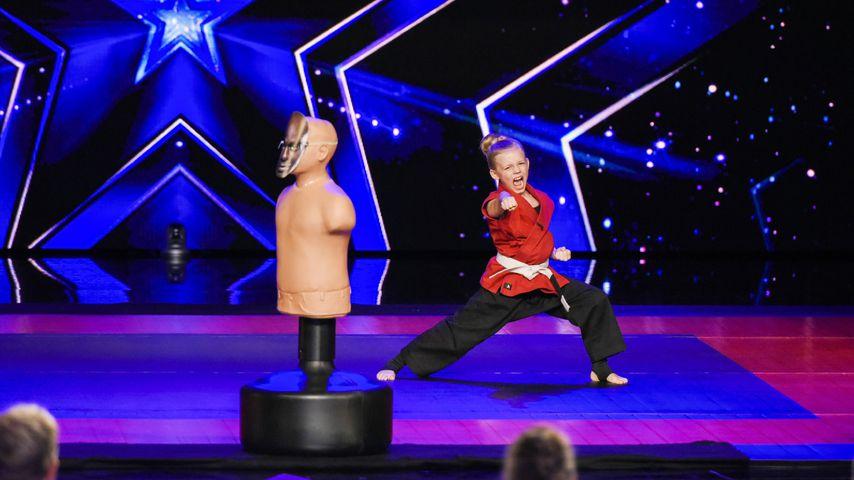 """Unfassbar: """"Das Supertalent""""-Jury von 9-Jähriger vermöbelt!"""