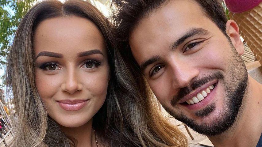 """Samira und Yasin, """"Das Sommerhaus der Stars""""-Teilnehmer 2021"""