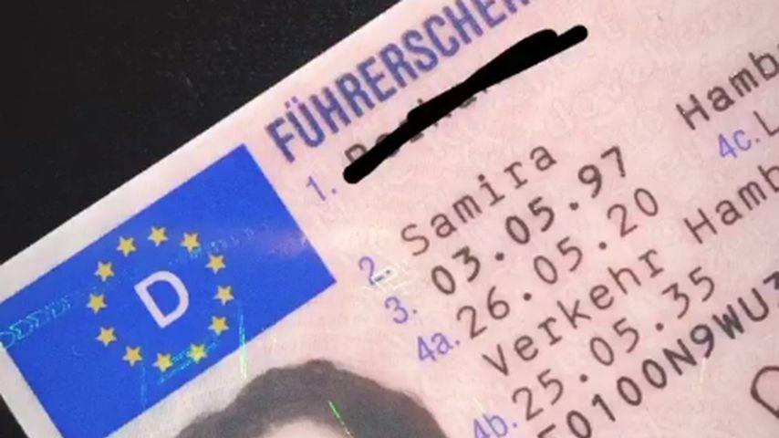 Samiras Führerschein