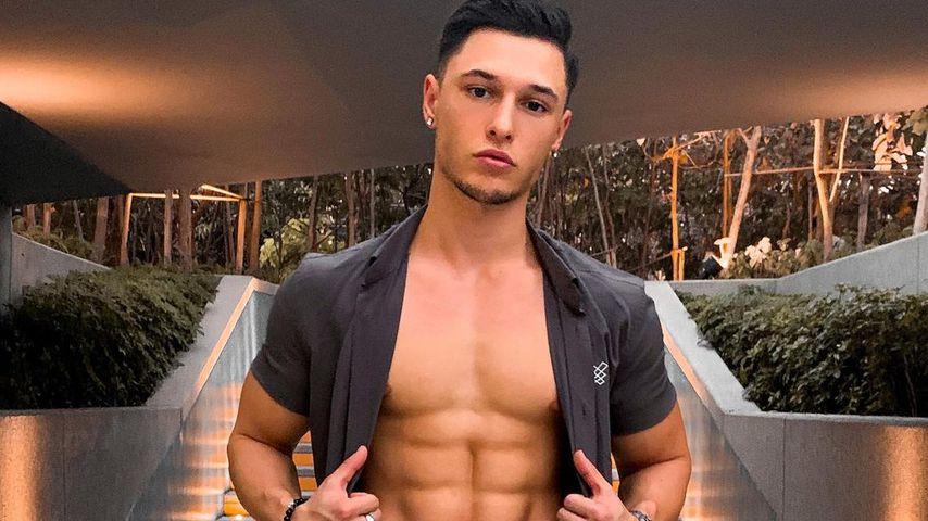 Sammy B. im Dezember 2019