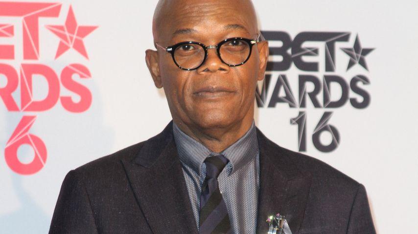 Samuel L. Jackson, Preisträger der BET Award 2016