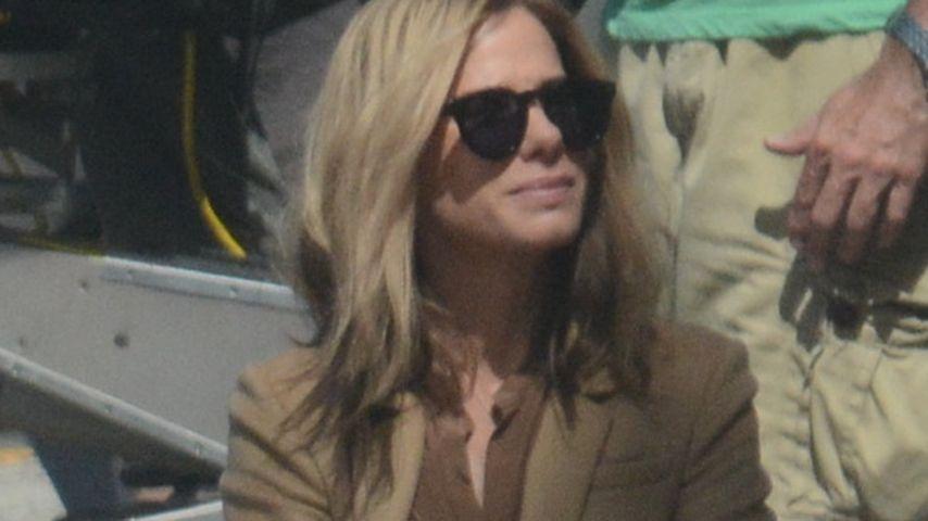 Kultbrünette Sandra Bullock wird zum Blondschopf