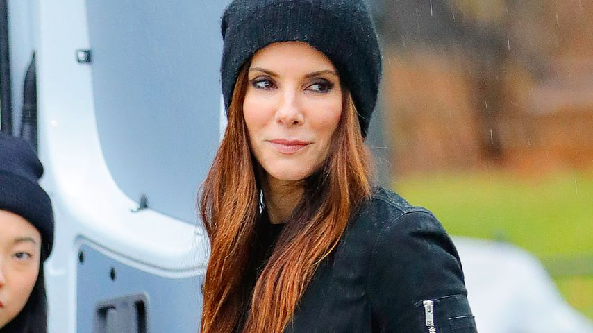"Sandra Bullock am ""Ocean's 8""-Set in New York"