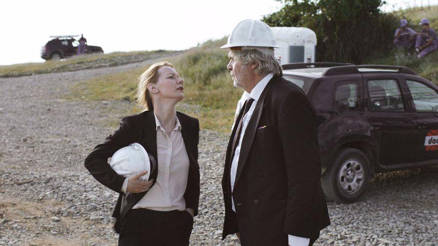 "Sandra Huller und Peter Simonischek in ""Toni Erdmann"""