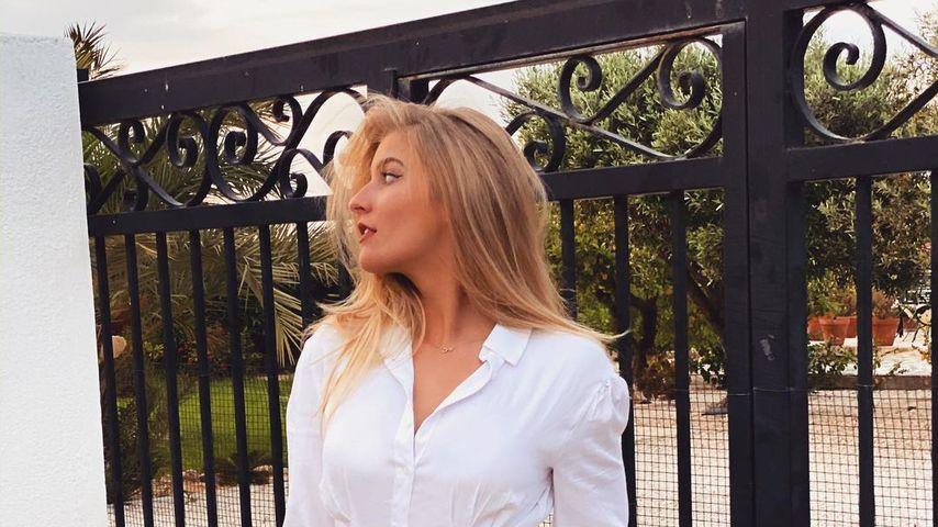 Sandra Janina im Frühjahr 2021
