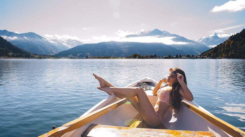 Sandra Janina in Österreich