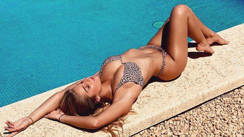 """Sandra Janina, bekannt aus """"Love Island"""""""