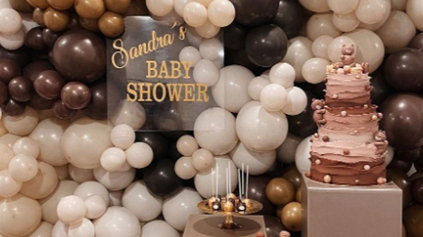 Sandra Lambecks Babyshower