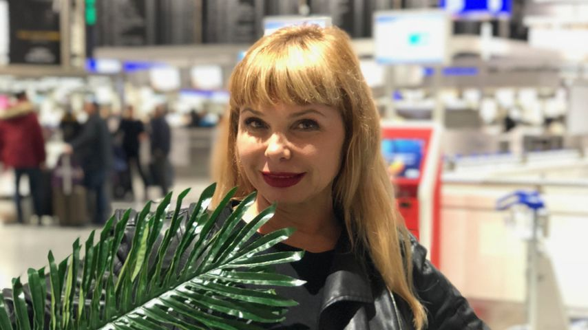 Von wegen hygienisch! Sandra Steffl entdeckt Pipi-Gate Nr. 2