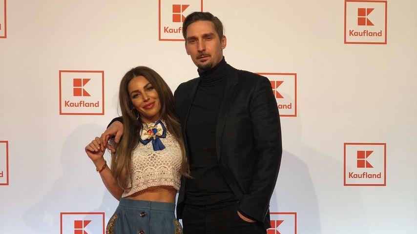 Mit Frau beim Event: Ist Ex-BTN-Sandy Fähse etwa vergeben?