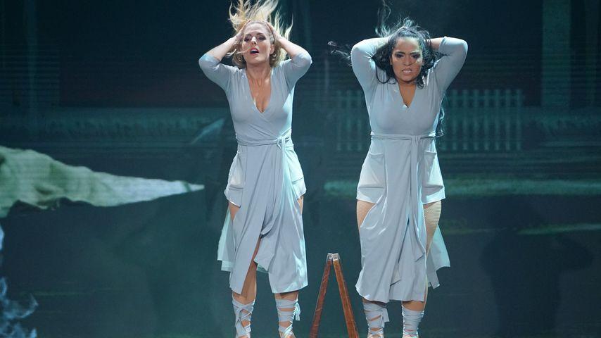 Sandy Bahar Tanz Des Abends Bei Dance Dance Dance Promiflashde