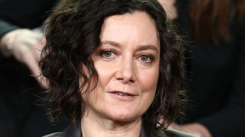 Schauspielerin Sara Gilbert