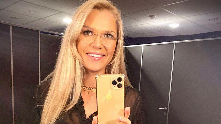 "Sara Kulka, ehemalige ""Germany's next Topmodel""-Kandidatin"