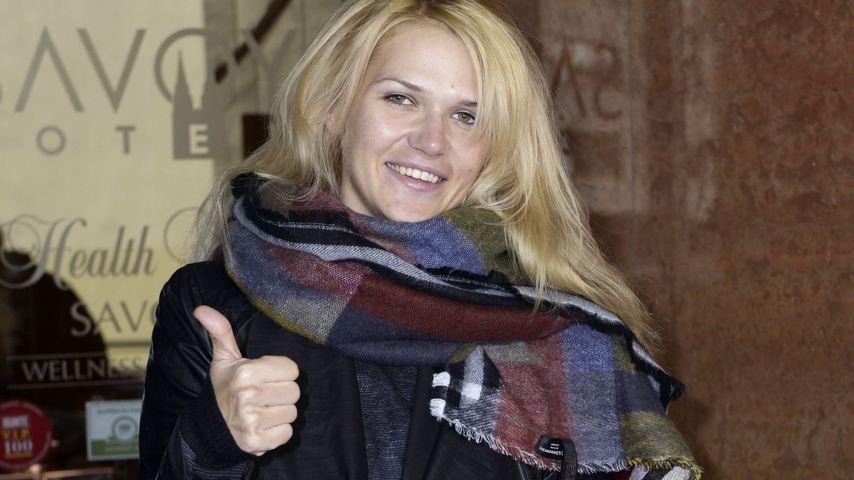 Sara Kulka im Februar 2015
