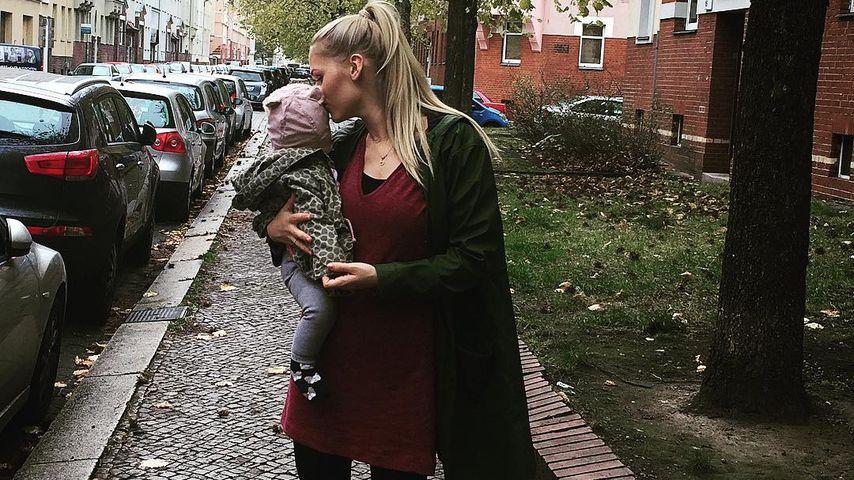 Annabell und Mama Sara Kulka