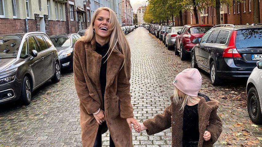 """""""Möchte so sein wie ich"""": Sara Kulkas Tochter wird erwachsen"""