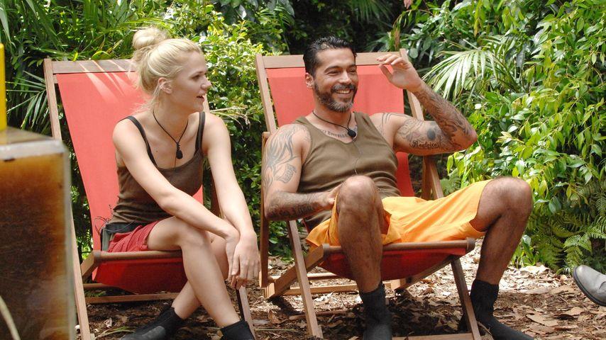 Im Dschungel: Wird Aurelio zum Sympathieträger?