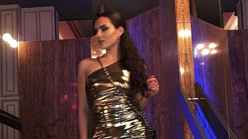 "Sarah Amiri, ehemalige ""Germany's next Topmodel""-Kandidatin 2018"