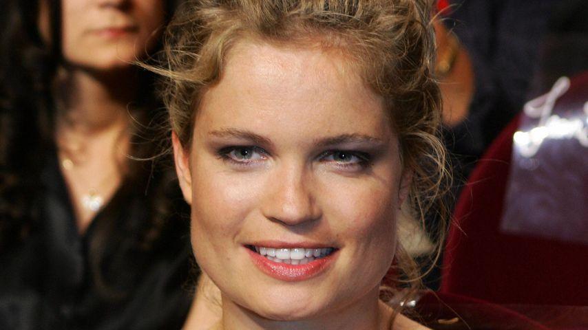 Sarah Biasini Tochter von Romy Schneider im Jahr 2006