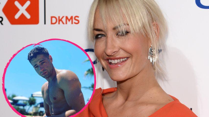 Krasse Muskeln: So heiß ist Sarah Connors Bruder Robin Lewe!