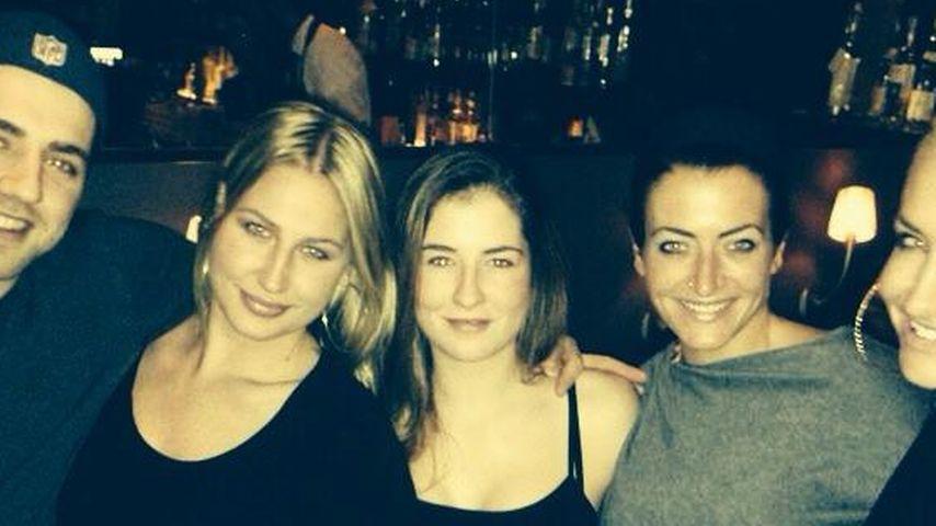Sarah Connor und ihre Familie